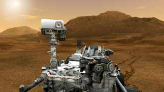 Hello Mars: Curiosity has landed.