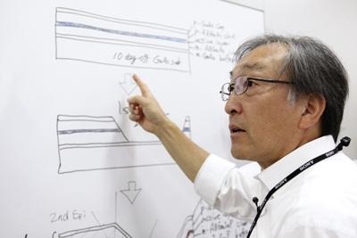 Sony's Osamu Kumagai