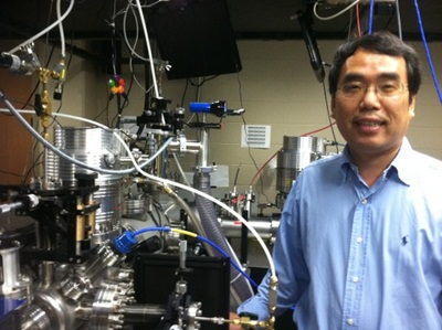 Ultrafast worker: UCF's Zenghu Chang