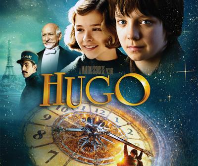 Hugo first: Multi-Oscar winning film in 2012.