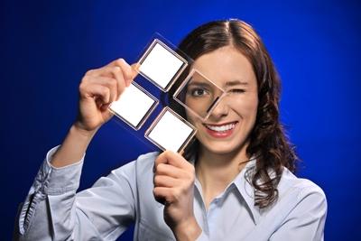 Transparent OLEDs from Novaled
