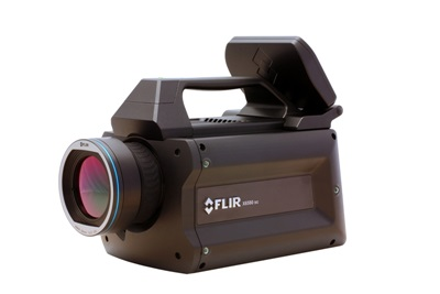 New high-speed FLIR camera uses InSb core