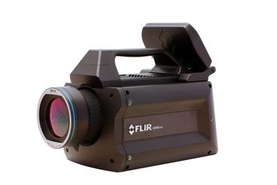 New high-speed FLIR camera uses InSb core