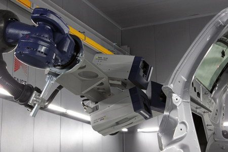 UK's first laser vibrometry test facility opening in early 2014