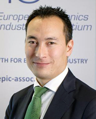 Carlos Lee, Director General of EPIC.