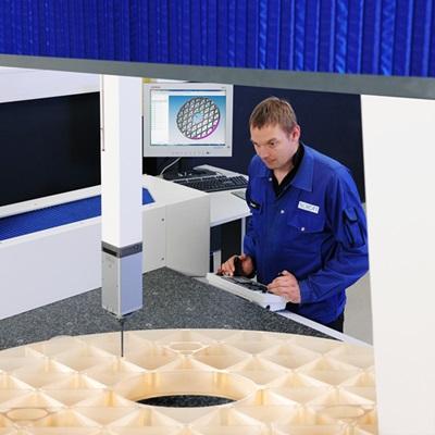 Schott's ZERODUR components