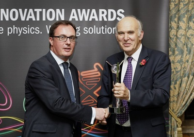 IOP innovation awards