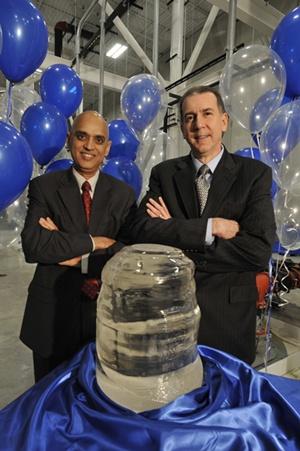 Big boules: Rubicon Technology