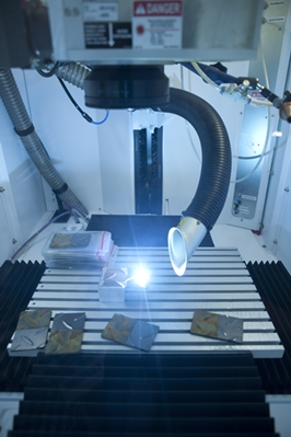 Manufacturing with lasers
