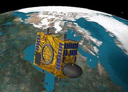 In orbit: e2v's imaging sensors were also carried on NEOSSat.