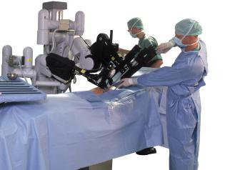Robotic surgery: the da Vinci surgical system
