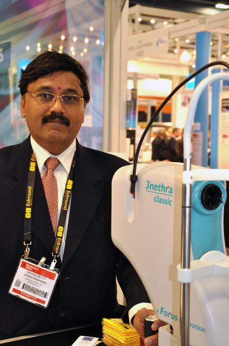 Venkatramanan: