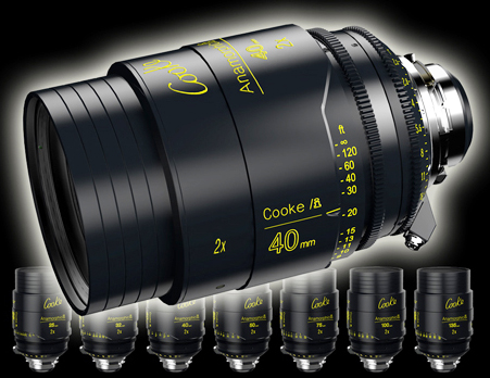 Cooke's new anamorphic system.