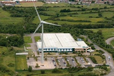 G24i Power: Cardiff headquarters