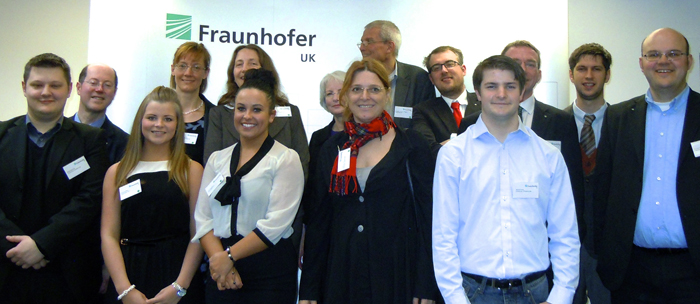 The joy of lasers: Fraunhofer Centre for Applied Photonics opened in Glasgow mid-April 2013.
