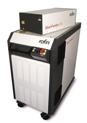 Ultrafast and adjustable: StarFemto FX