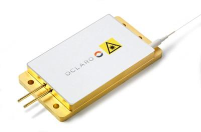 Oclaro's new 80W fiber laser pump module