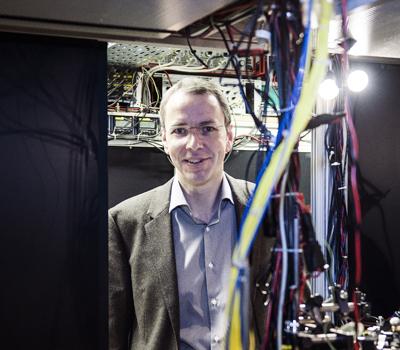 Prizewinner: German physicist Immanuel Bloch is to be honoured.