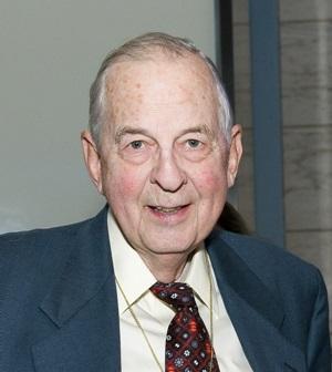 James Gordon 1928-2013