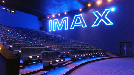 CJ CGV has agreed to install IMAX's next-generation laser digital projection system.