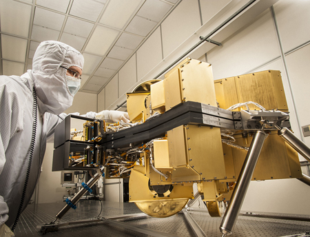 So near, going so far: The Near-Infrared Camera for NASA's James Webb Space Telescope.