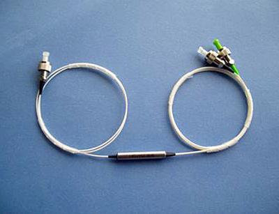 Increasing circulation: fiber optic circulator