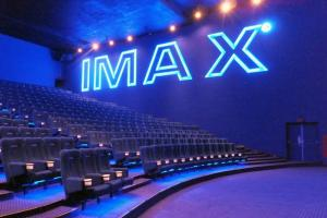IMAX is developing a next-generation laser projection system