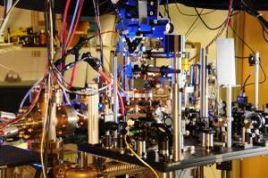 NIST's optical lattice atomic clock