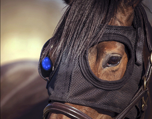 Winning by a wavelength: The Equilume Light Mask in action.