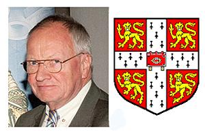 Craig Mackay, U of Cambridge, UK.