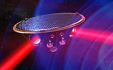 LISA Pathfinder is an ESA test mission to prove technologies for gravitational-wave observations.