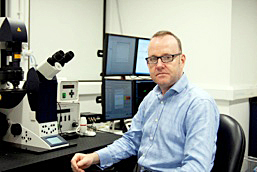 Clear vision - Professor Rory Duncan.