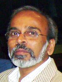 Dr Narayanan Subhash.