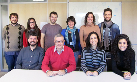 Bisquert's team from Jaume I University of Castellon.