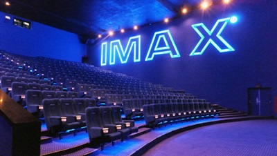 Rolling out: laser projectors at IMAX