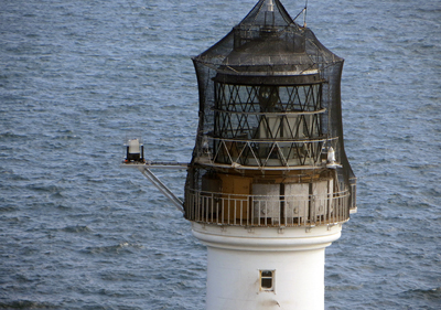 ZephIR 300 lidar was deployed on the historic Bell Rock lighthouse.