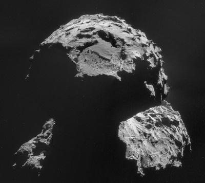 'Agilkia': landing site for Philae