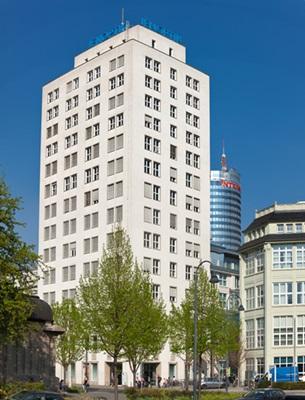 Jenoptik headquarters in Jena