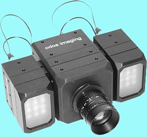Odos Imaging's Real.iZ-1K-VS 3D vision system.