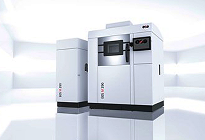 The M290 is EOS's latest addition to its metal-processing range of 3D printers.