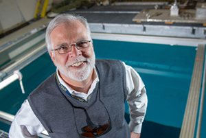 Grady Tuell leads GTRI's R&D into bathymetric lidar.