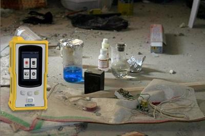 Hazmat and narcotics detector