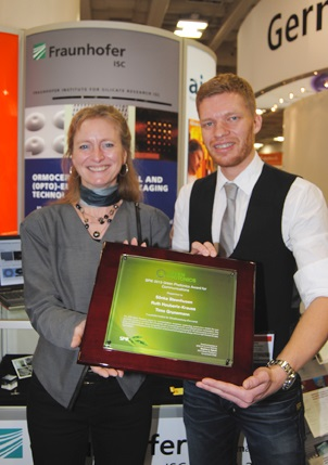Gone green: Photonics West award