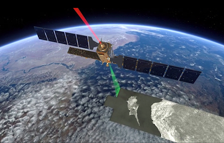 The Sentinel-1 mission is designed to be a two-satellite constellation.