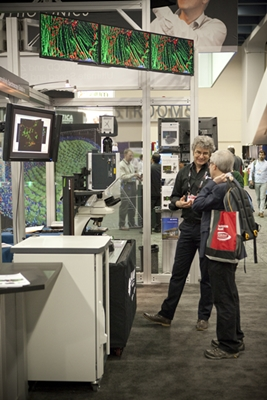 Andor at Photonics West 2014