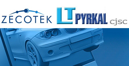 Zecotek is working with LT-Pyrkal on 3D development.