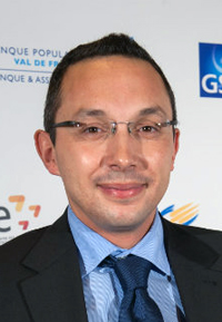 Stéphane Abed, CEO of Poly-Shape.