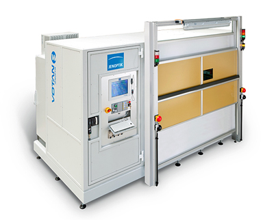 Jenoptik's Votan W processor enables non-contact laser welding.