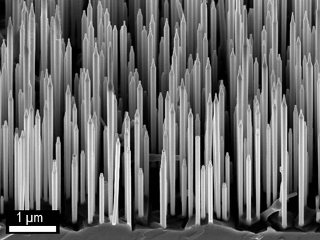 For better for wurtzite: novel nanowires.