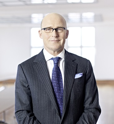 Job done: Jenoptik CFO Rüdiger Andreas Günther